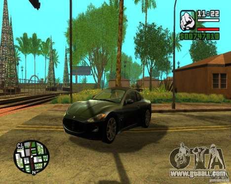 ENBSeries 2012 for GTA San Andreas sixth screenshot