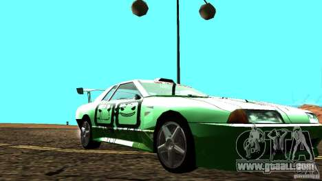 Elegy v0.2 for GTA San Andreas