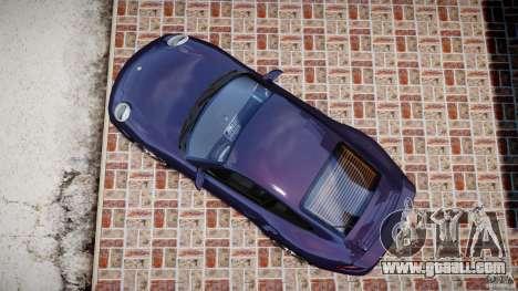 Porsche 911 (997) Turbo v1.1 [EPM] for GTA 4 right view