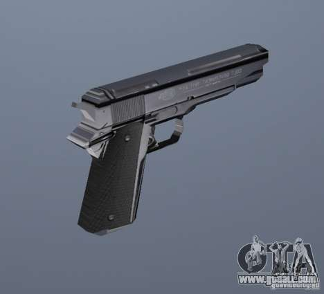 The new pistol for GTA Vice City second screenshot