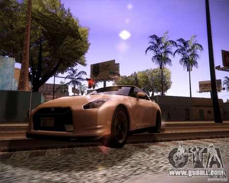 ENBseries by slavheg v2 for GTA San Andreas
