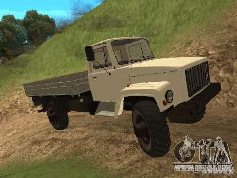 GAZ 3308 Sadko for GTA San Andreas