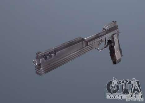 Grims weapon pack1 for GTA San Andreas ninth screenshot