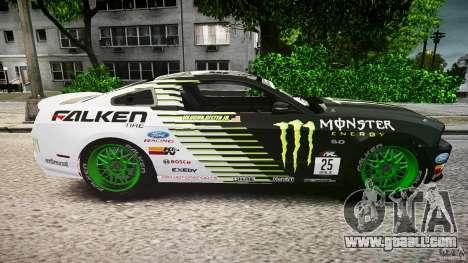 Ford Mustang GT Falken Tire v2.0 for GTA 4 inner view