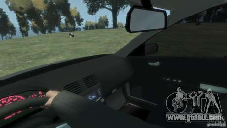 First person for GTA 4 third screenshot