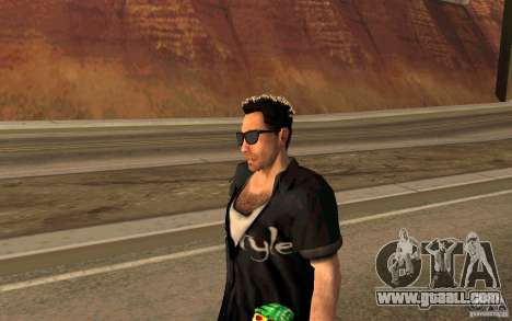 Biker for GTA San Andreas