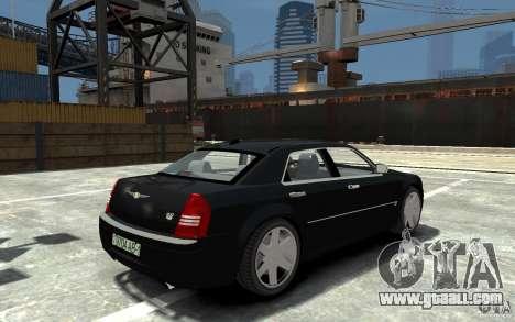 Chrysler 300C for GTA 4 right view