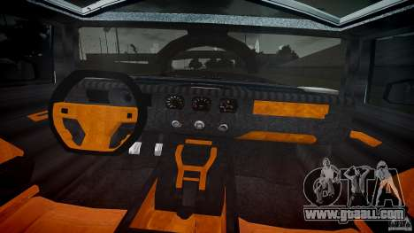 Hummer HX for GTA 4 upper view