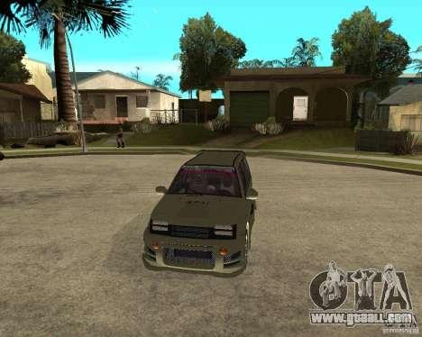 OKA 1111 Z.V.E.R. Tuning for GTA San Andreas back view