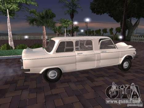 ZAZ 968 m Limousine for GTA San Andreas right view