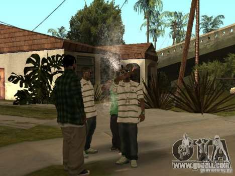 Still Pimpin for GTA San Andreas forth screenshot