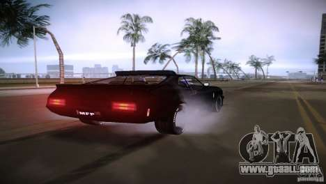 Ford Falcon GT Pursuit Special V8 Interceptor 79 for GTA Vice City right view