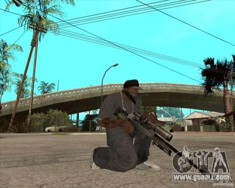 AWP.50 for GTA San Andreas
