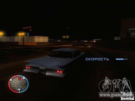 Autopilot for cars for GTA San Andreas second screenshot
