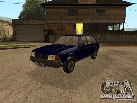 2141 AZLK for GTA San Andreas
