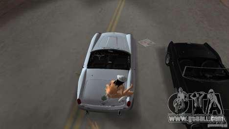 Ferrari 250 California 1963 for GTA Vice City right view