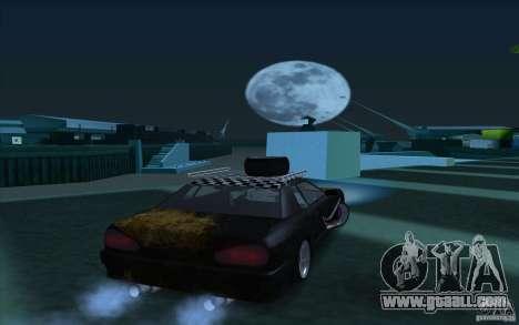 Elegy Rat by Kalpak v1 for GTA San Andreas back left view