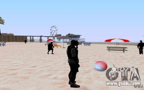 Reality Beach v2 for GTA San Andreas fifth screenshot