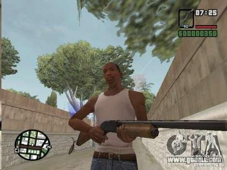 Mafia II Full Weapons Pack for GTA San Andreas sixth screenshot