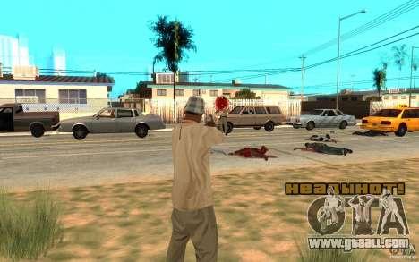 Headshot for GTA San Andreas