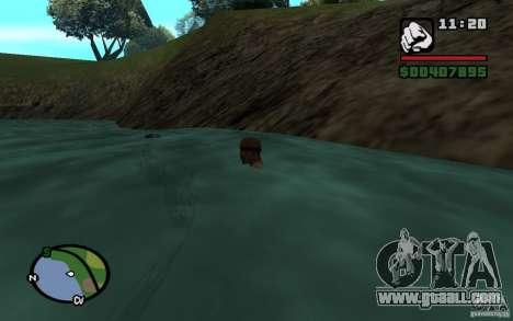 Ebb and flow for GTA San Andreas third screenshot