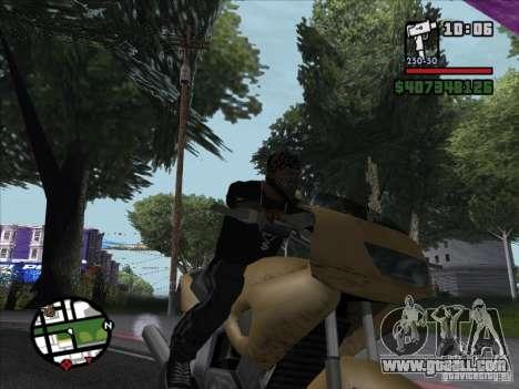 Small trivia for GTA San Andreas fifth screenshot