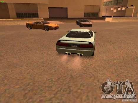Infernus Revolution for GTA San Andreas right view