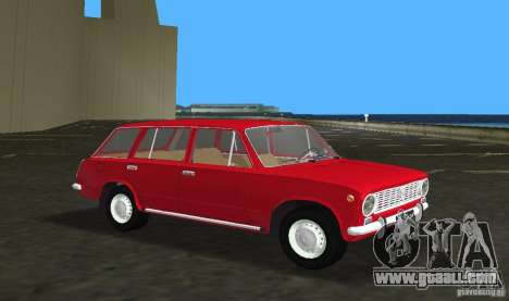 VAZ 2102 for GTA Vice City left view