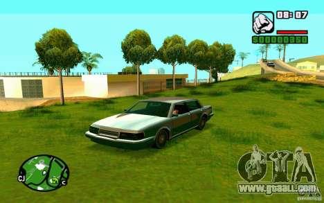 ENBSeries by Blaid for GTA San Andreas third screenshot