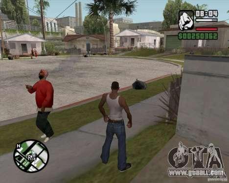 L.A. Mod for GTA San Andreas second screenshot