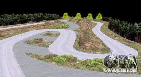 Ebisu West for GTA San Andreas forth screenshot