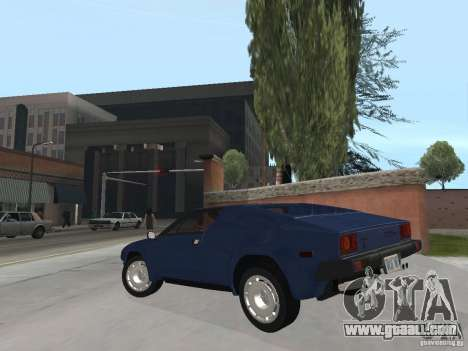 Lamborghini Jalpa P350 1984 v1.1 for GTA San Andreas left view