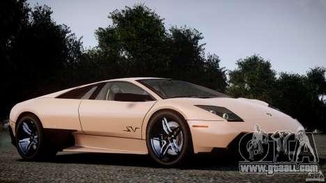 Lamborghini Murcielago LP670-4 SuperVeloce for GTA 4