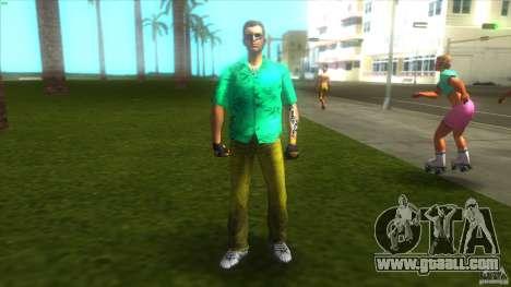 Pak skins for GTA Vice City tenth screenshot