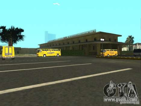 5 Bus v. 1.0 for GTA San Andreas third screenshot