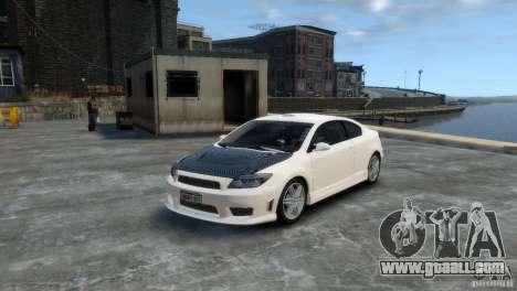 Toyota Scion for GTA 4