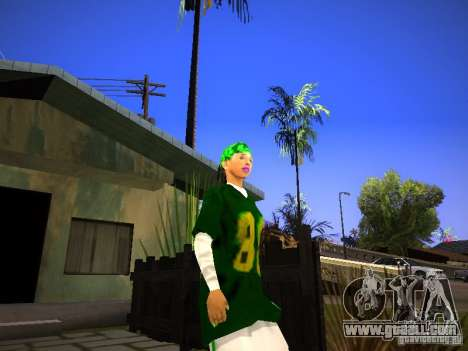 New Deniz for GTA San Andreas
