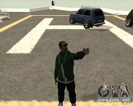 Different animation for GTA San Andreas second screenshot