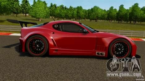 Alfa Romeo 8C Competizione Body Kit 2 for GTA 4 left view