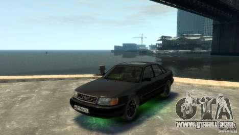 Audi 100 for GTA 4
