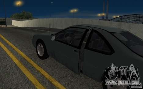 Ford Thunderbird 1993 for GTA San Andreas inner view