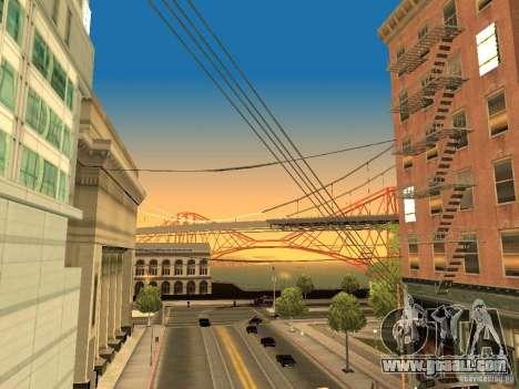 New Sky Vice City for GTA San Andreas sixth screenshot