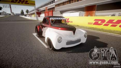 Willys Americar 1941 for GTA 4
