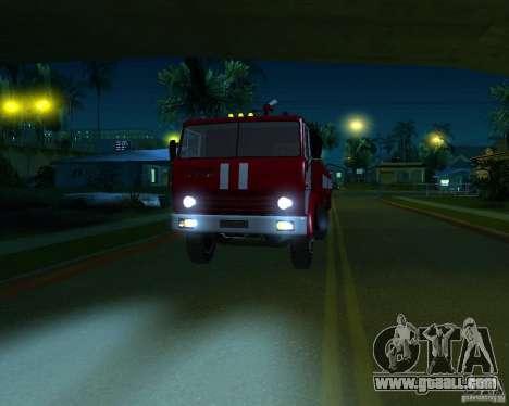 KAMAZ 53213 AP-5 for GTA San Andreas