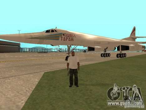 The -160 for GTA San Andreas left view