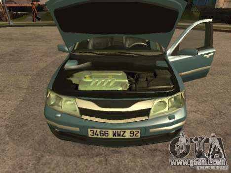 Renault Laguna II for GTA San Andreas right view