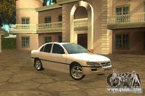 Opel Omega B 1997 for GTA San Andreas
