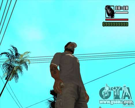 Millenias Weapon Pack for GTA San Andreas twelth screenshot
