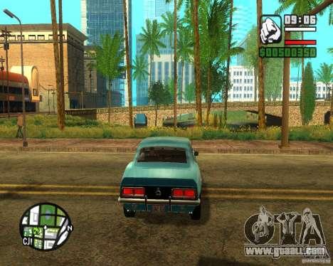 ENBSeries 2012 for GTA San Andreas fifth screenshot