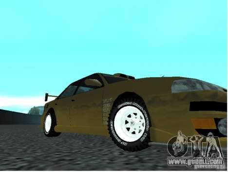 Deluxo Wheels Mod for GTA San Andreas tenth screenshot